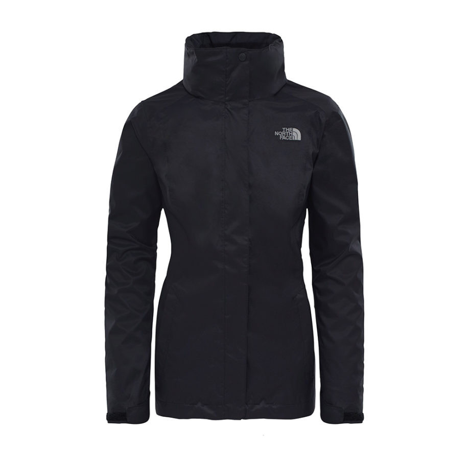 The North Face Evolve II Triclimate Woman Jacket TNF Black