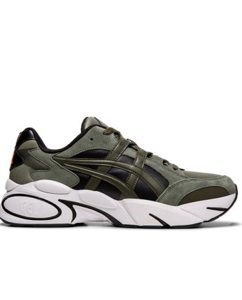 Asics GEL-BND Man Sneakers Olive Canvas / Olive Canvas