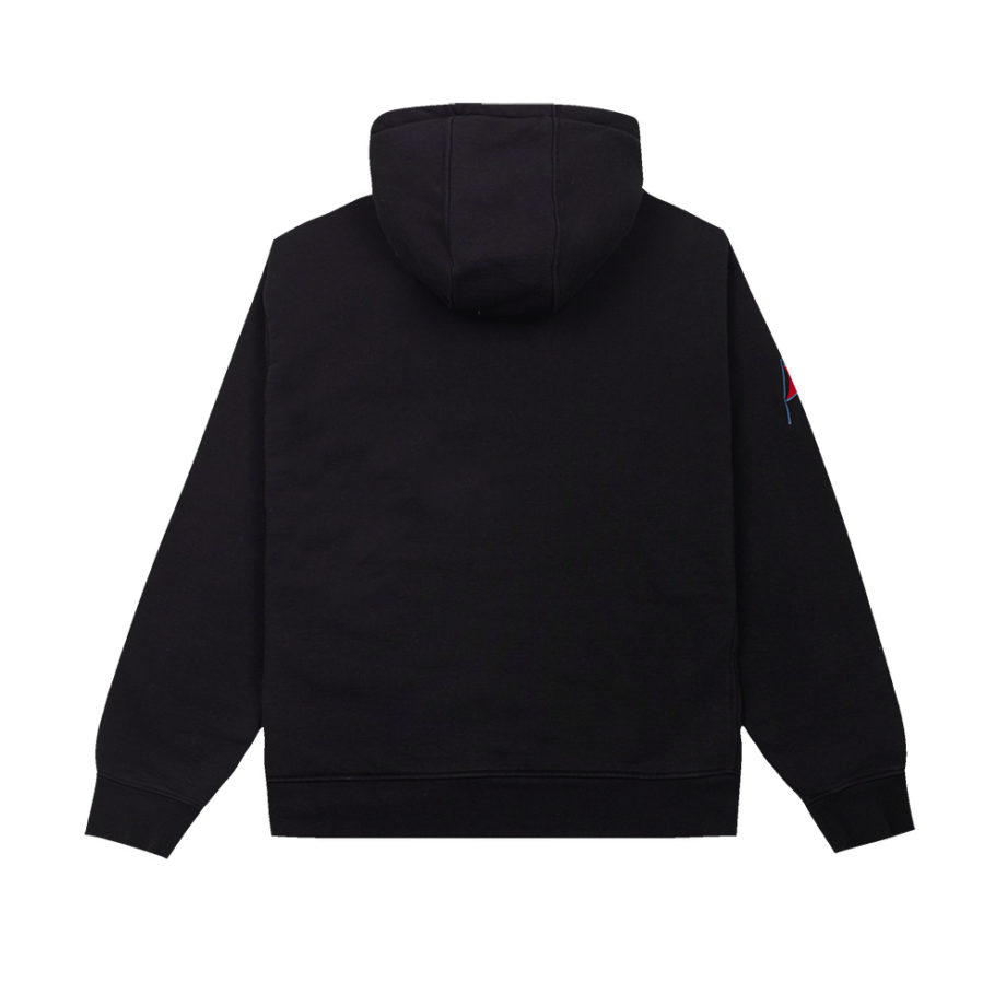 By Parra 3rd Prize Cup Winner Hooded Sweatshirt Black
