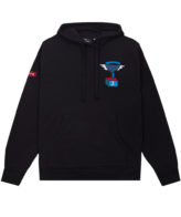 By Parra 3rd Prize Cup Winner Hooded Sweatshirt Black