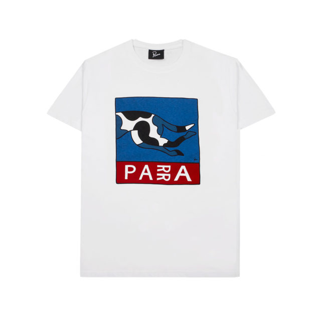 By Parra Escaping You T-Shirt White