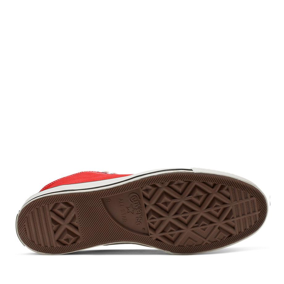 Converse Chuck 70 Vintage Canvas High Top Shoes Enamel Red