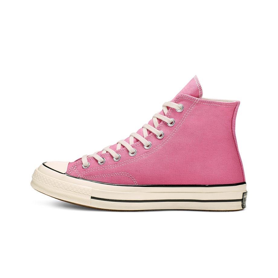 Converse Chuck 70 Vintage Canvas High Top Shoes Magic Flamingo