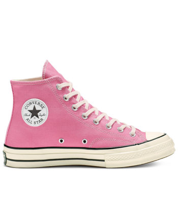 Converse Chuck 70 Vintage Canvas High Top Shoes Magic Flamingo