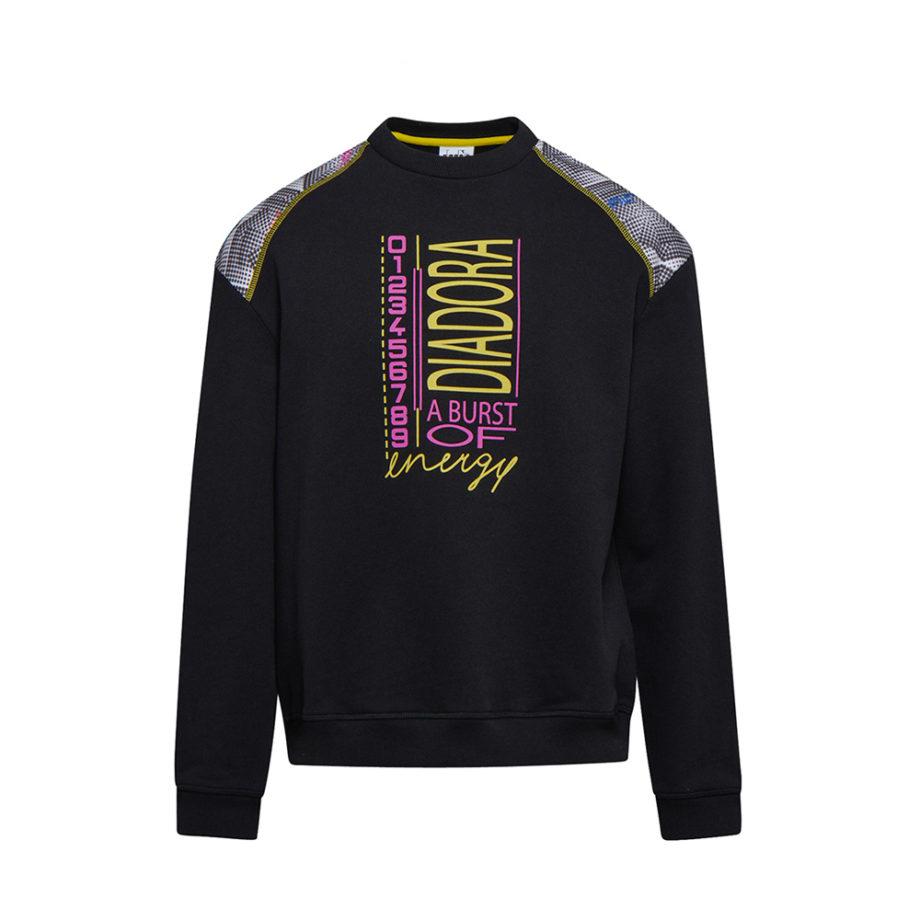 Diadora Sportswear Bella Vita SWEATSHIRT CREW / Felpa Girocollo