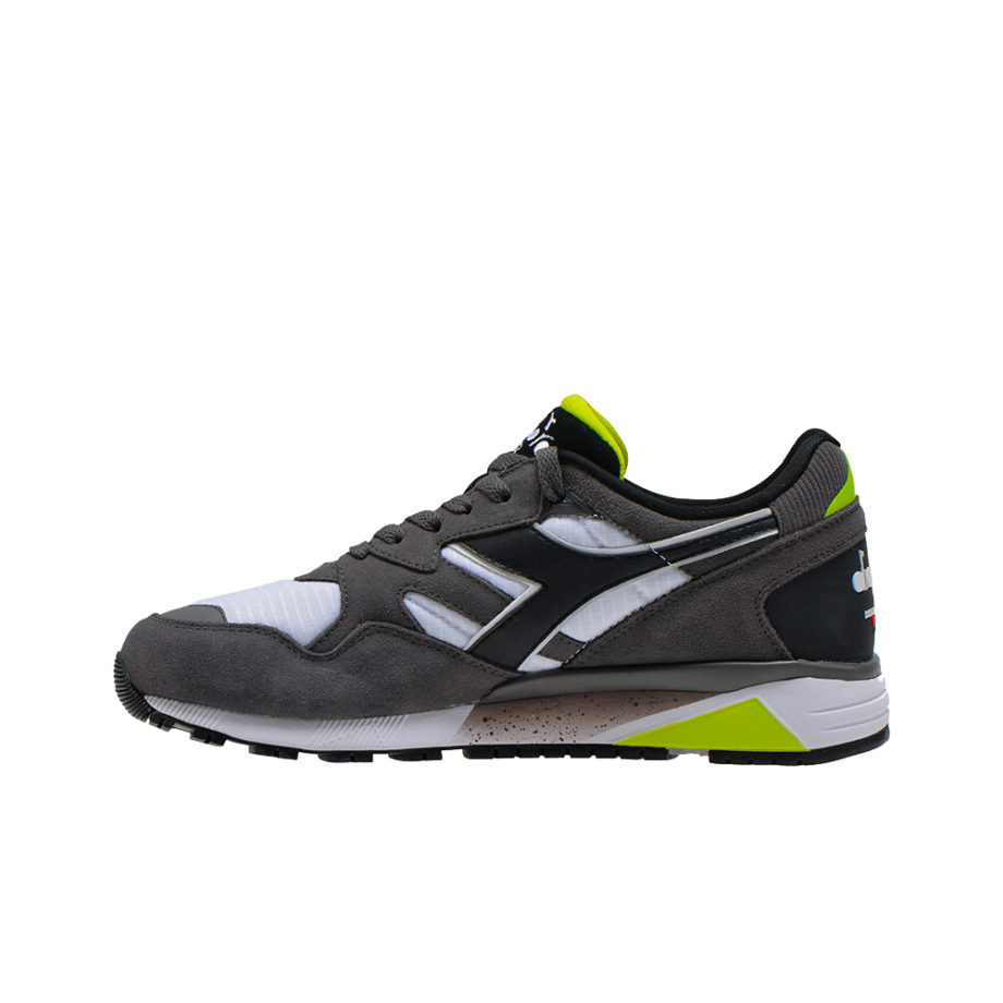 Diadora Sportswear N9002 Sneakers Storm Gray/Black
