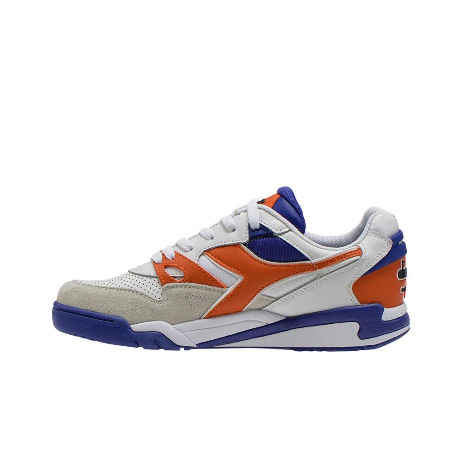 Diadora Sportswear Rebound ACE BETA Sneakers White/Burnt Orange