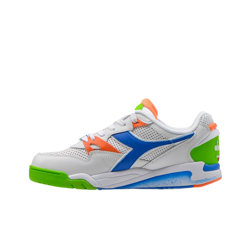 meet 27dbd 55061 Diadora Sportswear Rebound ACE Sneakers White/Palace Blue