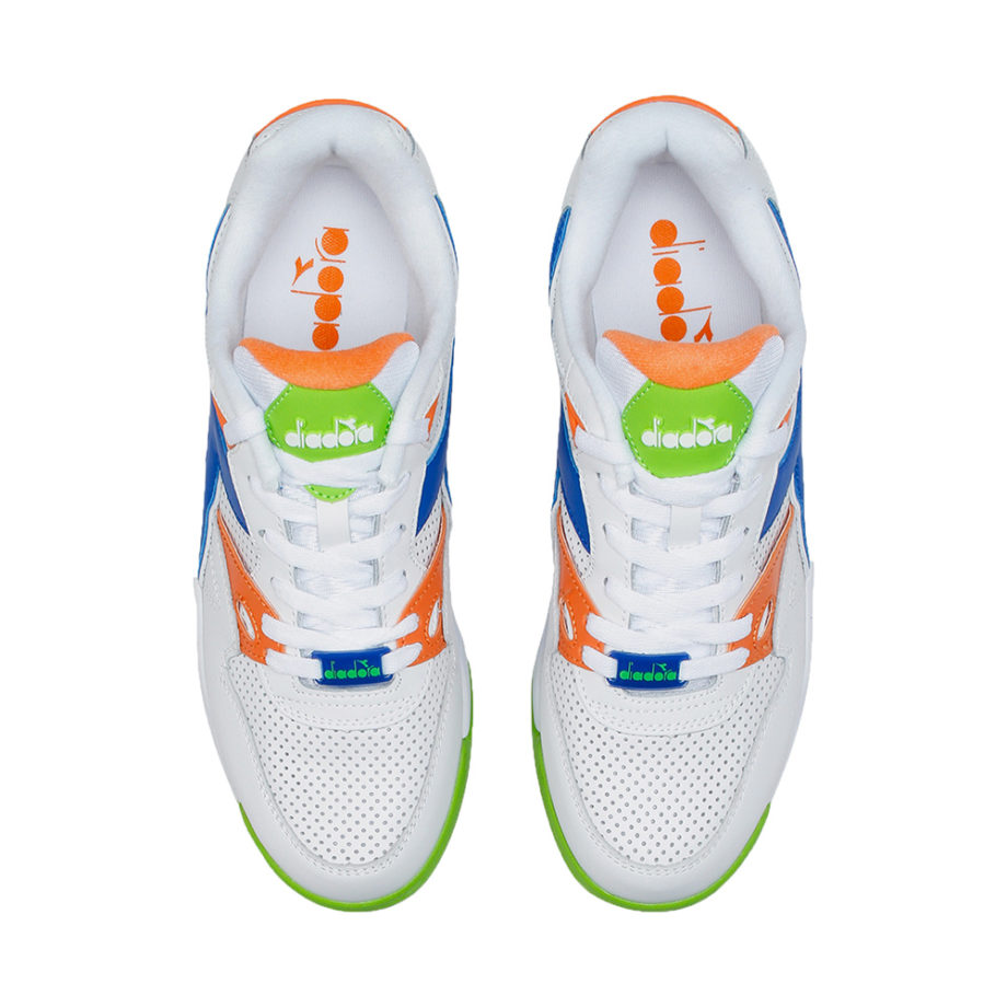 Diadora Sportswear Rebound ACE Sneakers White/Palace Blue
