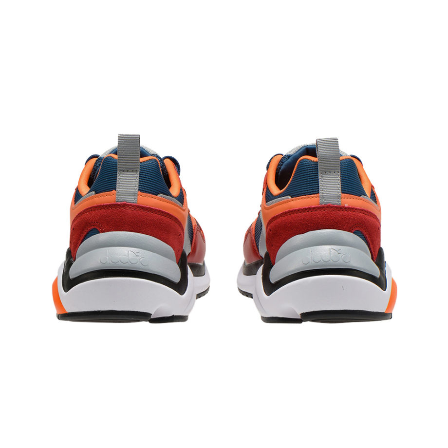 Diadora Sportswear Whizz Run Sneakers Majolica Blue/Bird Of Paradise