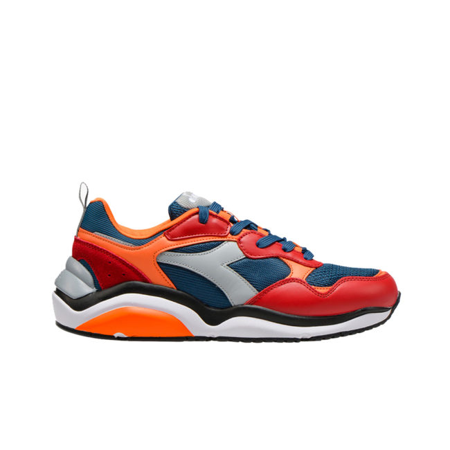 Diadora Sportswear Whizz Run Sneakers Majolica Blue/Bird Of Paradise