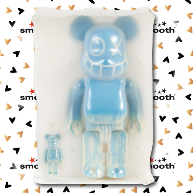 Medicom Toy Monsier André Bearbrick set 100% 400% ISetan 120th 2006