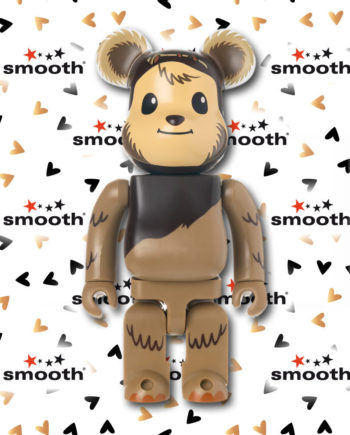 Medicom Toy Star Wars Wicket Ewok Bearbrick 400% Limited Edition 2006