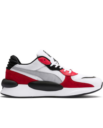 Puma RS 9.8 Space Man Sneakers White-High Risk Red