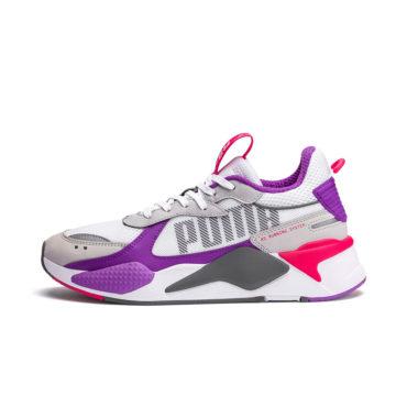 Puma Men's Sky II Hi Holographic Sneakers. 100% Authentic.