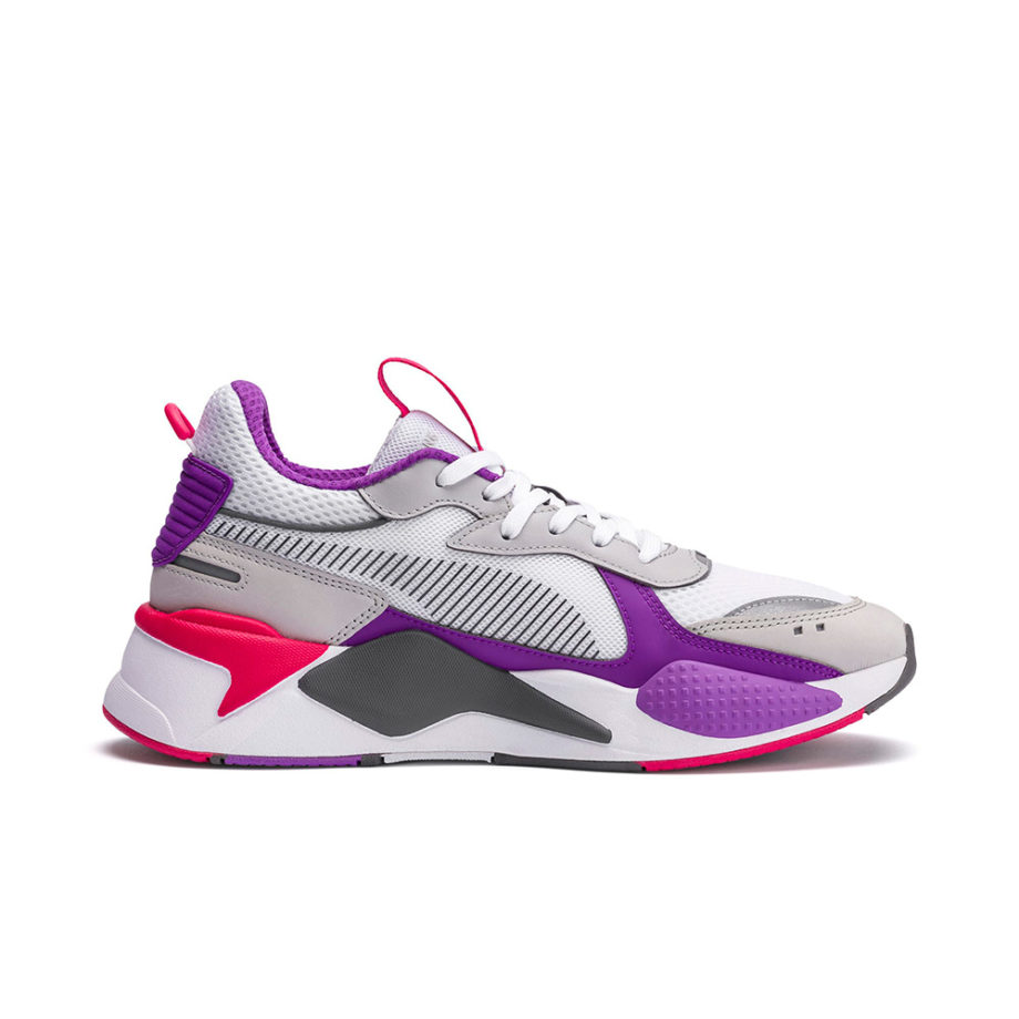 Puma RS-X Bold Sneakers White/High Rise/Royal Lilac