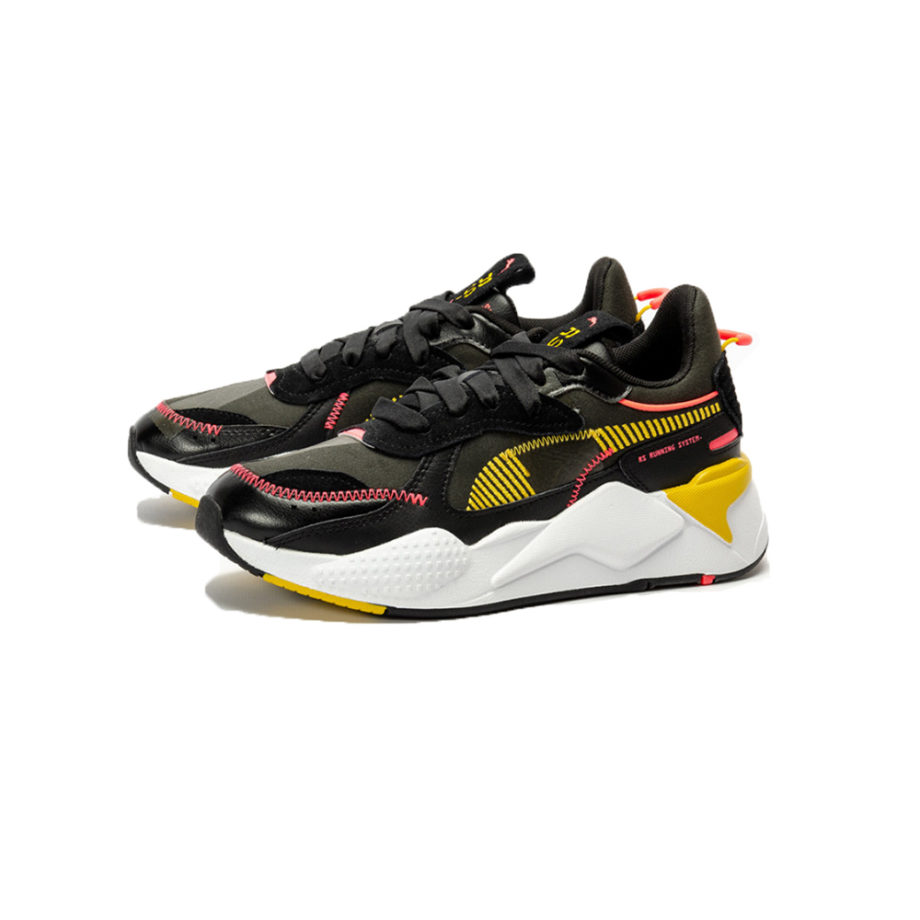 Puma RS-X Proto Woman Sneakers Black
