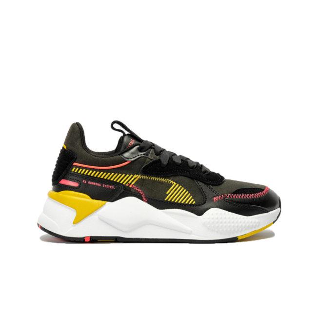 Puma RS-X Proto Woman Sneakers Black