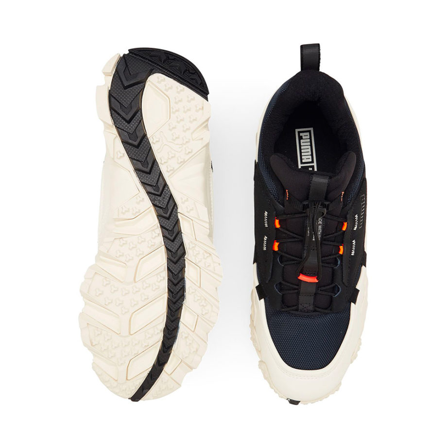 Puma Trailfox Overland Unisex Sneakers Black