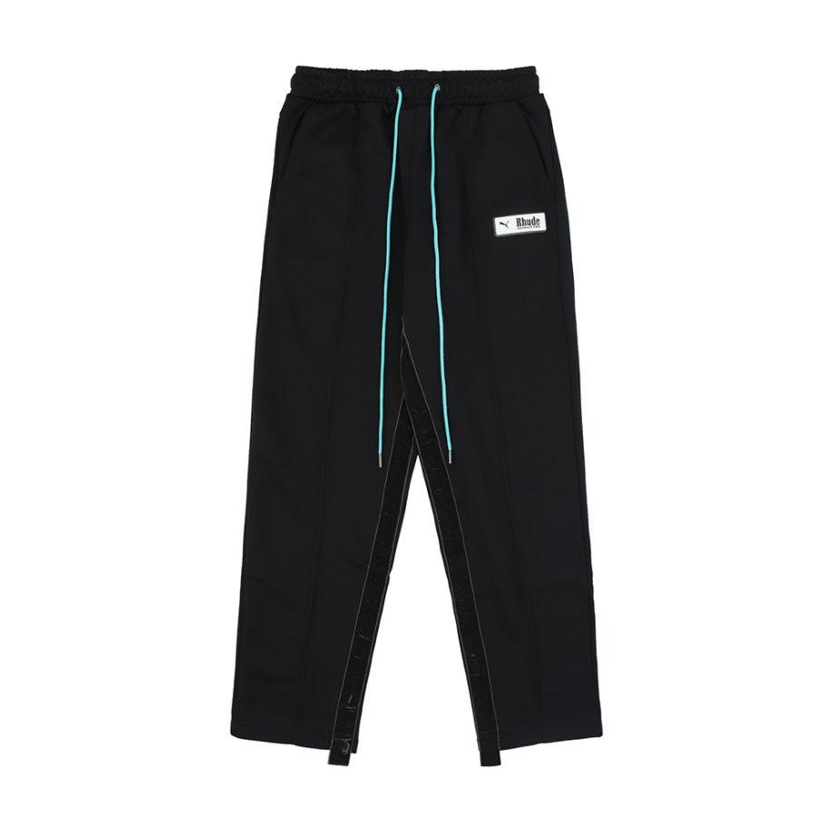 Puma X Rhude Track Pants / Pantaloni Sportivi Black