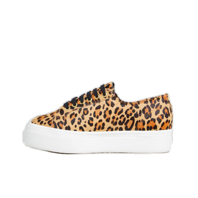Superga 2790 LEAHORSE Woman Shoes Brown Leopard