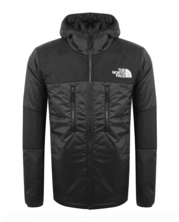The North Face Himalayan Light Synth Jacket Black