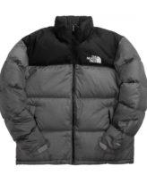 The North Face M 1996 RETRO NUPTSE Jacket TNF MEDIUM GREY
