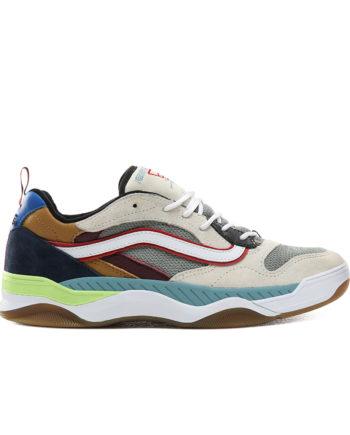 Vans Brux Wc Multi Shoes Marshmallow/True White