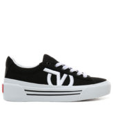 Vans Sid Ni Staple Shoes Black/True White