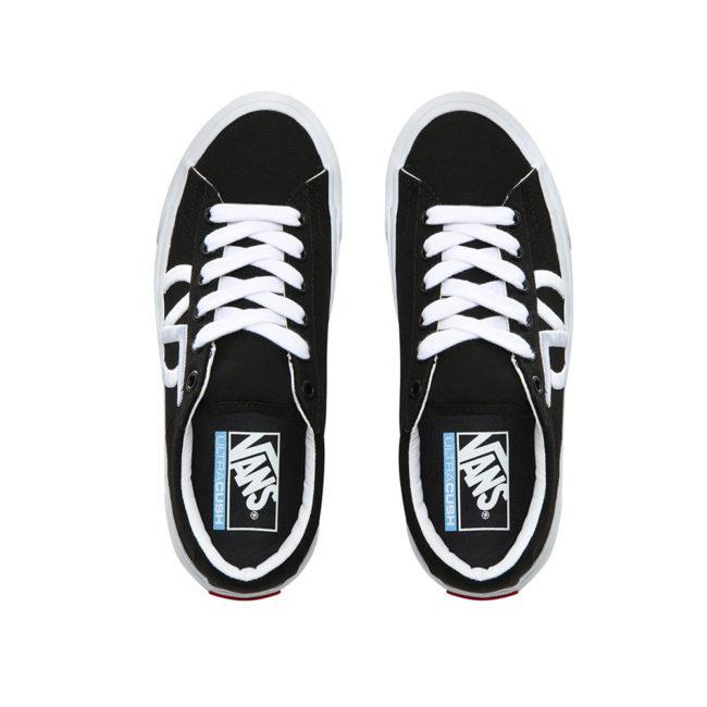 Vans Sid Ni Staple Shoes Black/True White
