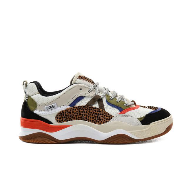 Vans Tiny Cheetah Varix W Shoes Spicy Orange/Guacamole