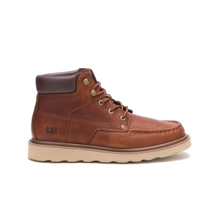CAT Footwear Byron Men Casual Boots Peanut