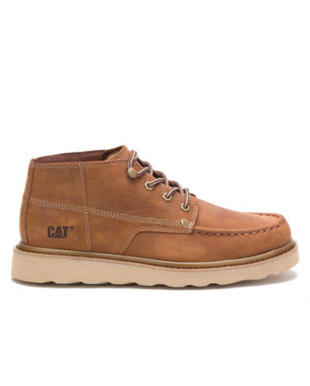 CAT Footwear Larsen Men Shoes Dark Beige