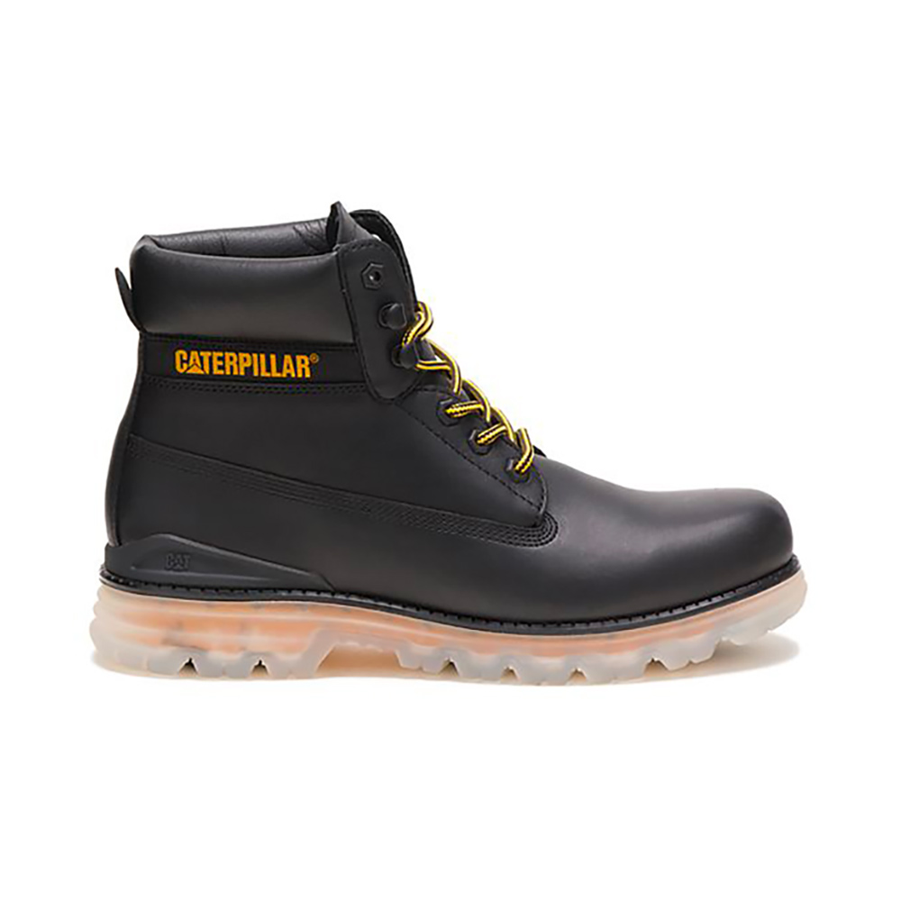 CAT Footwear Replicate Men Boots Black