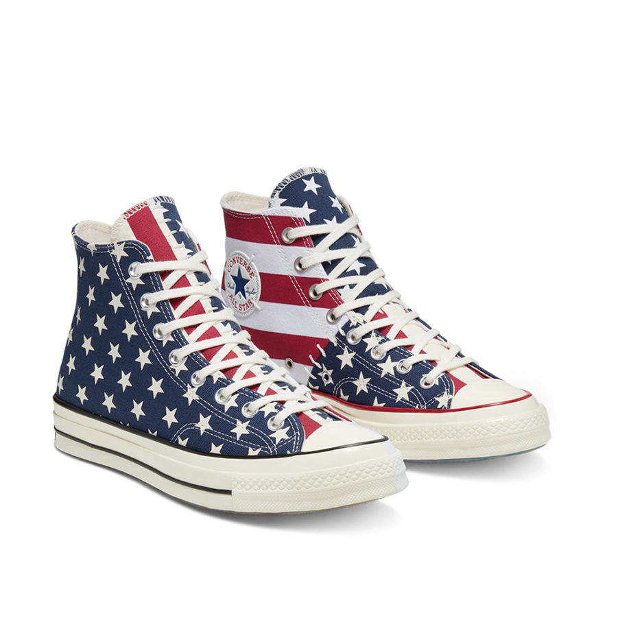 Converse Chuck 70 Archive Restructured High Top Sneakers 166426C