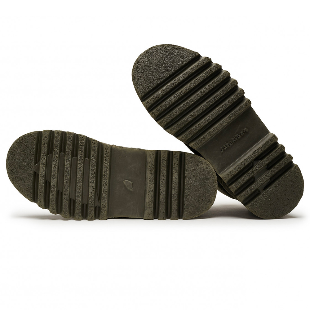 Satorisan Kiso Spitfire Deep Kaki Men Shoes
