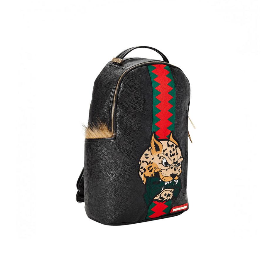 Sprayground Leopard Money Backpack / Zaino
