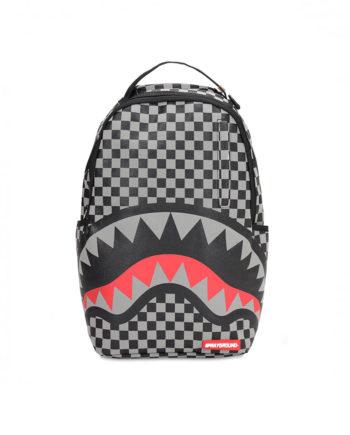 Sprayground Reflective Sharks In Paris Backpack / Zaino