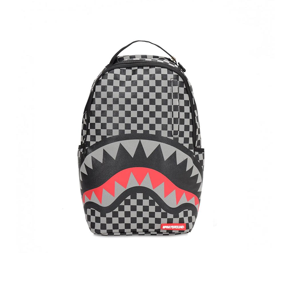 Sprayground Reflective Sharks In Paris Backpack Zaino