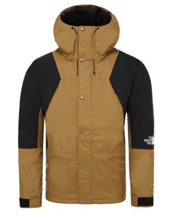 The North Face Mountain Light Dryvent Insulated Man Jacket British Kaki