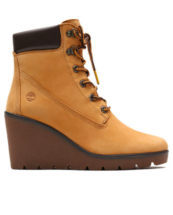 Timberland Paris Height 6inch Woman Boot Spruce Yellow