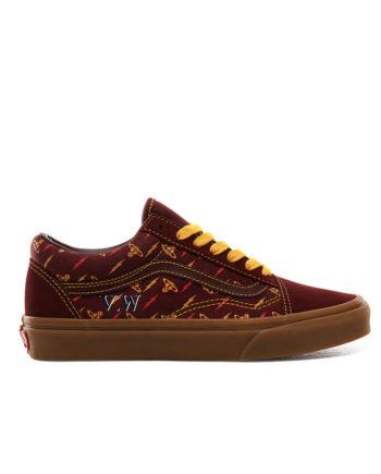 Vans X VIVIENNE WESTWOOD Old Skool Sneakers Thunderbolt Orbs/Gum