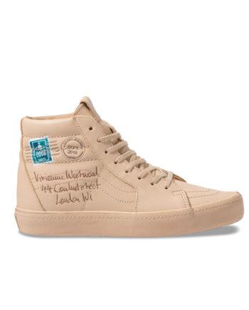 Vans X VIVIENNE WESTWOOD SK8-HI Sneakers Letter/Veggie Tan