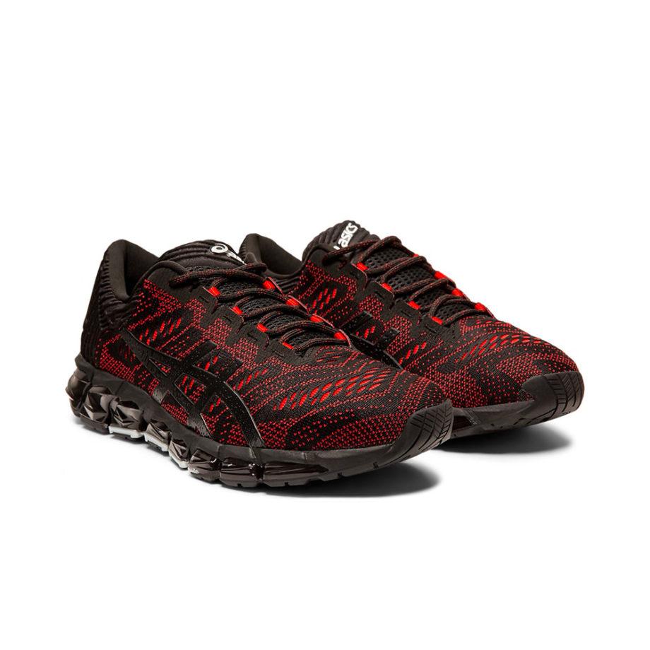 Asics GEL QUANTUM 360 5 JCQ Man Sneakers BlackClassic Red