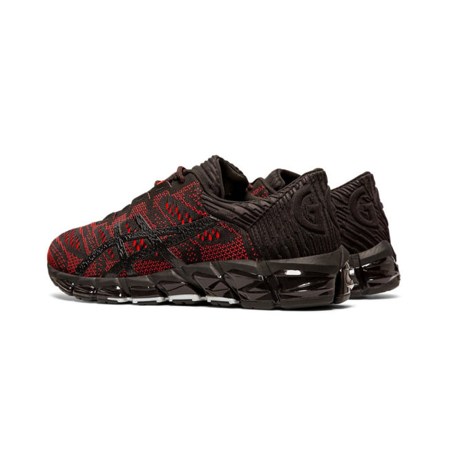 Asics GEL-QUANTUM 360 5 JCQ Man Sneakers Black/Classic Red
