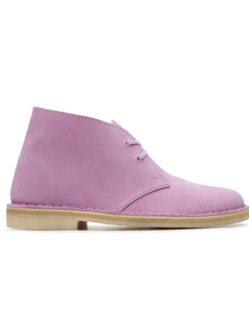 Clarks Desert Boot Lavender Suede