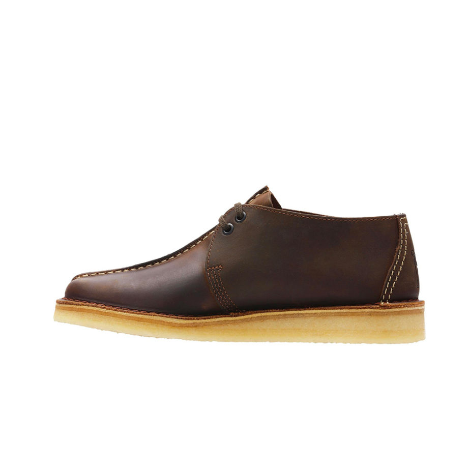 Clarks Originals Desert Trak Man Shoes Beeswax