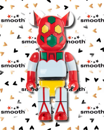 Medicom Toy Getter Robot Bearbrick 400% Limited Edition