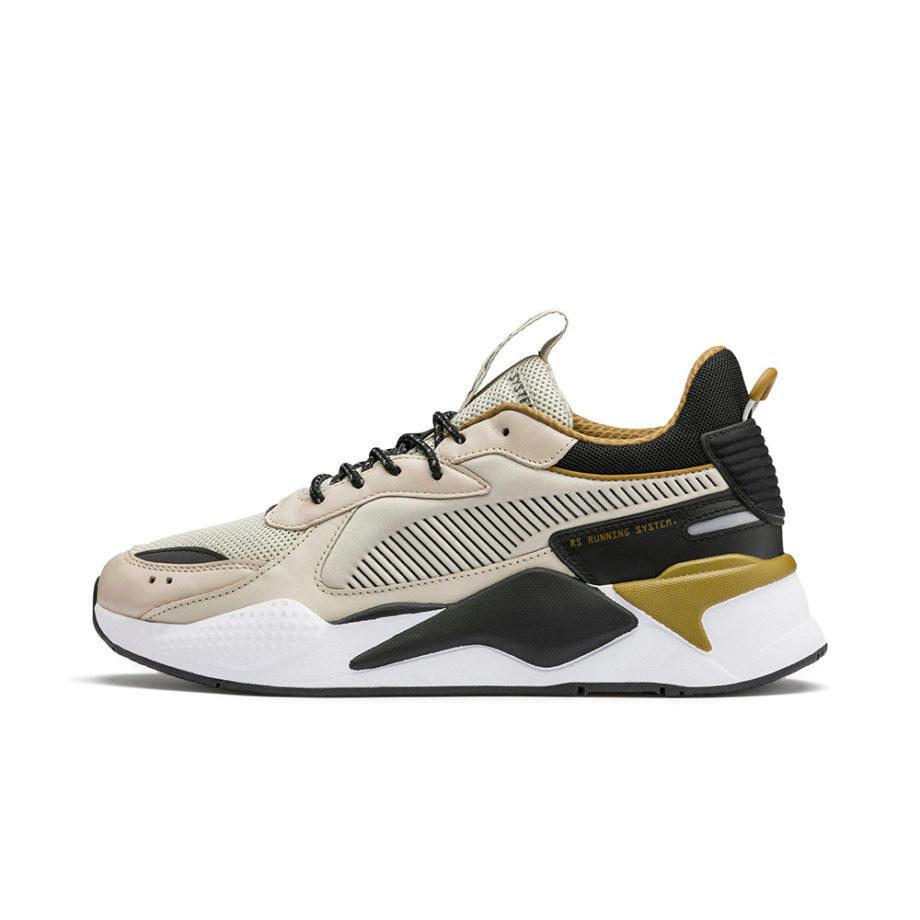 Puma RS-X Core Man Sneakers Overcast Puma Black