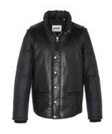 Schott Baltimore19 Bi-Materials CWU Jacket Black